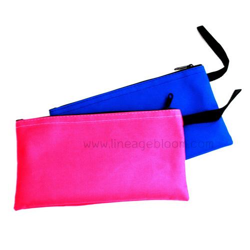 กระเป๋าผ้า600D กระเป๋าผ้าใส่ดินสอหรือเครื่องเขียน