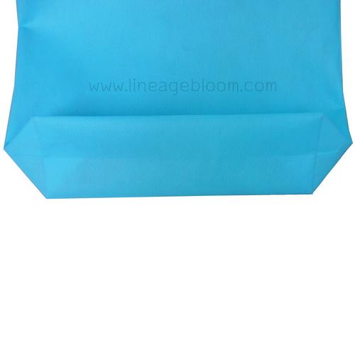 กระเป๋าผ้าสปันบอนพร้อมส่ง ส่วนก้นกระเป๋ษ