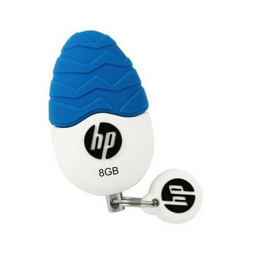 แฟลชไดร์ HP รุ่น v270b สีน้ำเงิน