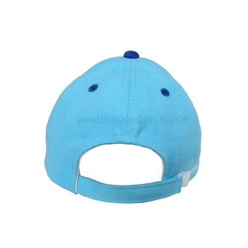 ด้านหลังหมวกเป็นแบบรางเลื่อน