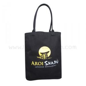 กระเป๋าผ้าแคนวาส AROI SHABU