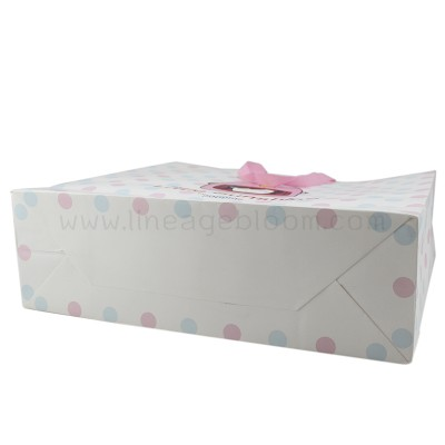 ถุงกระดาษ Little Sunshine ด้านก้นถุง