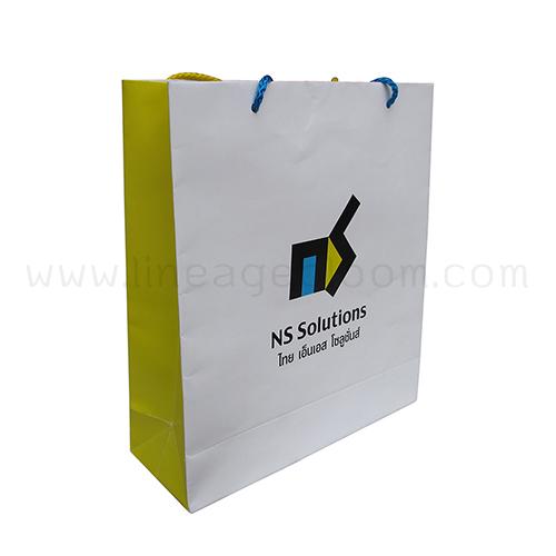 ถุงกระดาษ NS Solutions