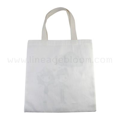 กระเป๋าผ้าดิบ VRU รับขวัญราชพฤกษ์ช่อใหม่ 58 ด้านหลัง