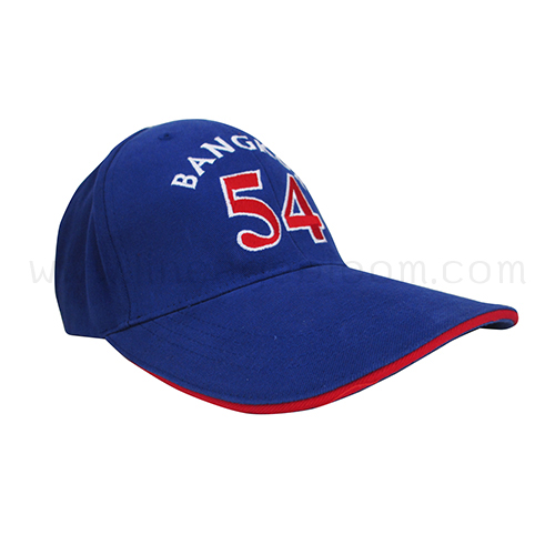 หมวกแก๊ป ผ้าพรีส bangkok54