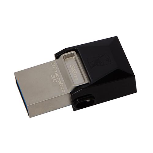 แฟลชไดร์ฟ Kingston รุ่น Duo 3.0 ความจุ 32GB