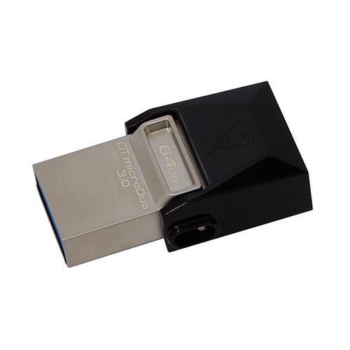 แฟลชไดร์ฟ Kingston รุ่น Duo 3.0 ความจุ 64GB