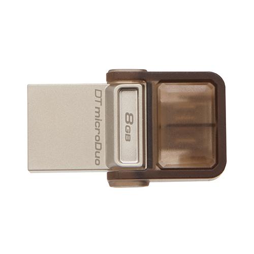 แฟลชไดร์ฟ Kingston รุ่น MicroDuo ความจุ 8GB