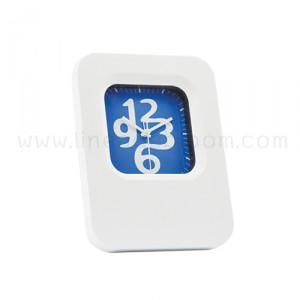 นาฬิกาตั้งโต๊ะ รุ่น EG6404-CU20 สีฟ้า