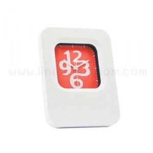 นาฬิกาตั้งโต๊ะ รุ่น EG6404-CU20 สีส้ม