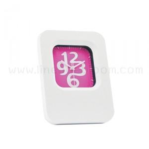 นาฬิกาตั้งโต๊ะ รุ่น EG6404-CU20 สีชมพู