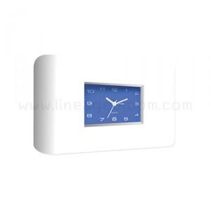 นาฬิกาตั้งโต๊ะ รุ่น EG6706-D2 สีฟ้า