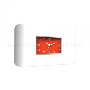 นาฬิกาตั้งโต๊ะ รุ่น EG6706-D2 สีส้ม