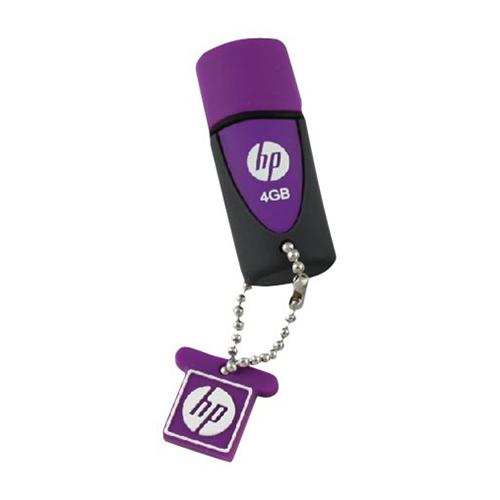 แฟลชไดร์ฟ HP รุ่น V245L สีม่วง