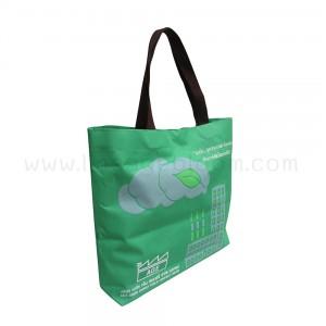 กระเป๋าผ้า 600D สีเขียว บ. เอเชีย กรีน เอนเนอจี