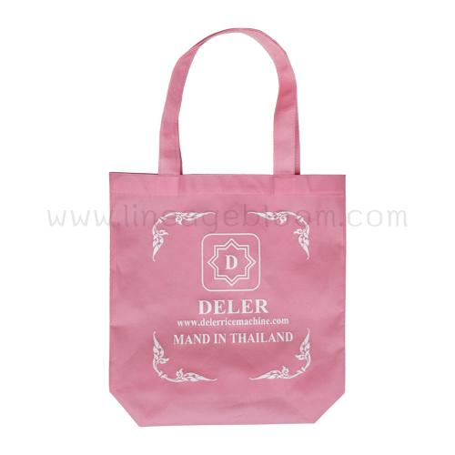กระเป๋าผ้าสปันบอน DELER