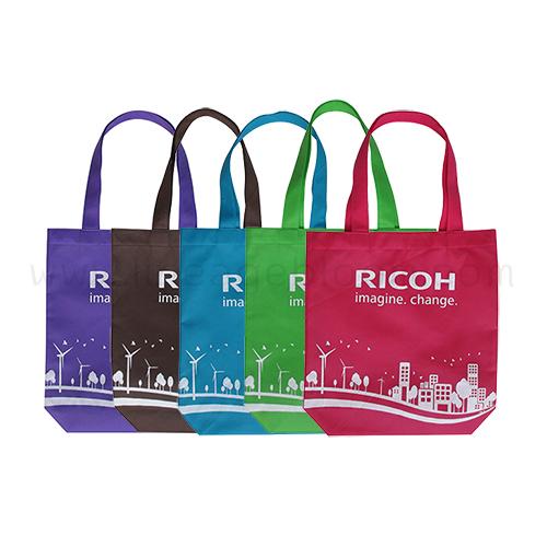 กระเป๋าผ้าสปันบอน RICOH