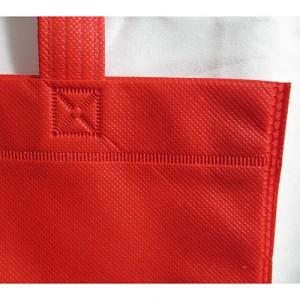 ตะเข็บกระเป๋าผ้าปั๊มความร้อน