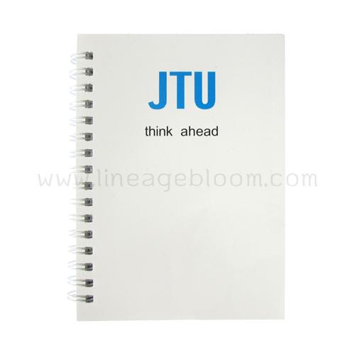 สมุดโน๊ต JTU